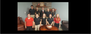 FCCLA Attends Leadership Training