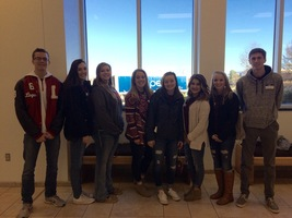 FBLA Attends Leadership Training